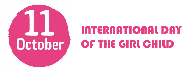 Image result for international day of the girl child