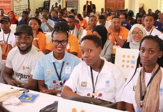 The full and effective participation of youth is critical to realizing the 2030 Agenda.