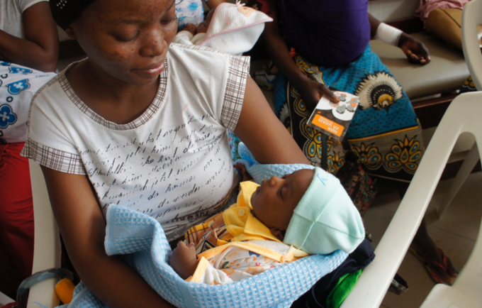 Pregnant Women In Simiyu Region Benefit From The Construction Of Maternity Facilities